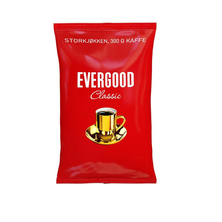 KAFFE EVERGOOD FILTERMALT 300G