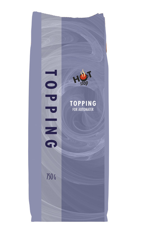 TOPPING HOT STOP CAPPUCHINO 750 G