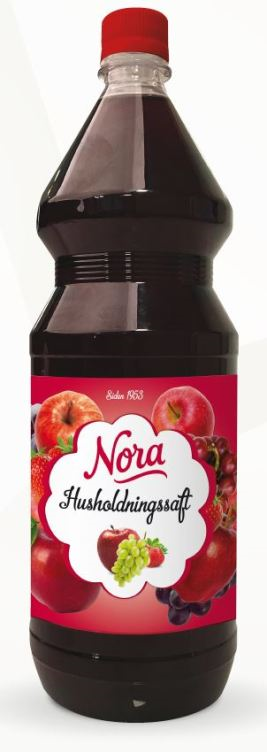 HUSHOLDNINGSSAFT 1.5L NORA
