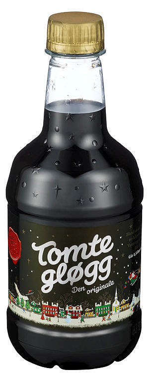 GLØGG TOMTE ORIGINAL 500ML