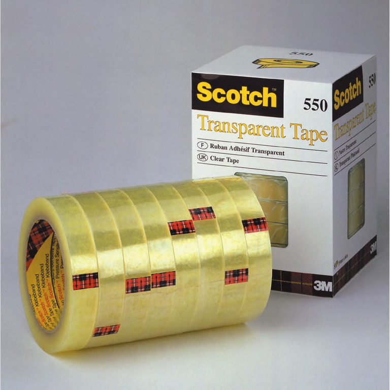 DISKTAPE SCOTCH 5501266E 12MMX66M