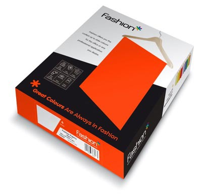 KOPIPAPIR A4 80G ORANGE (500) No48