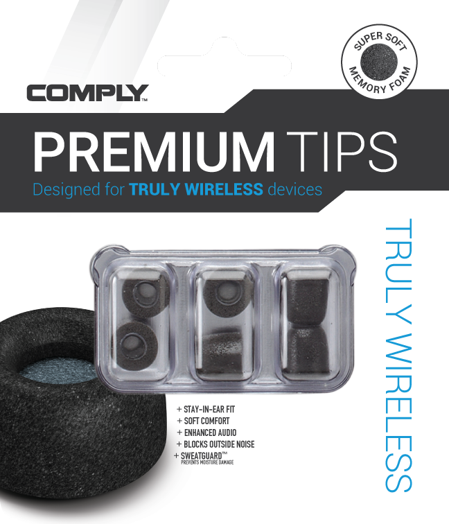 COMPLY TRULY WIRELESS PRO STANDARD