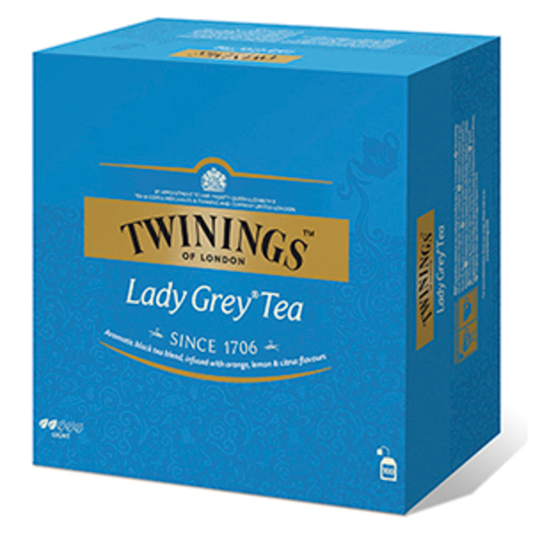 LADY GREY TE 100POS TWININGS