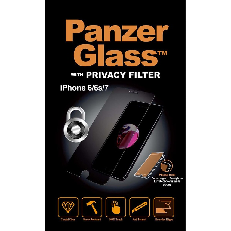 PANZERGLASS IPHONE 6 6S 7 8 PRIVACY
