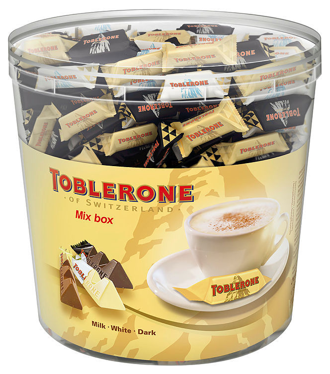 TOBLERONE TINY MIX 904G